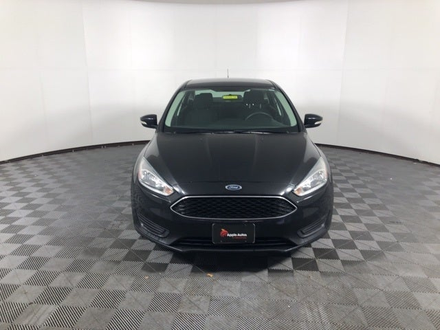 Certified 2015 Ford Focus SE with VIN 1FADP3F24FL216664 for sale in Apple Valley, Minnesota