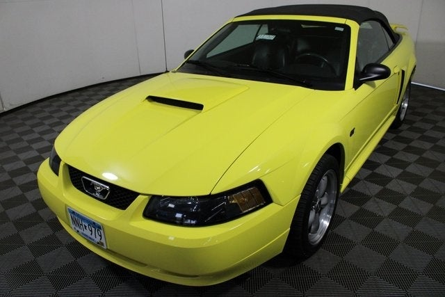 2001 Ford Mustang GT 170A