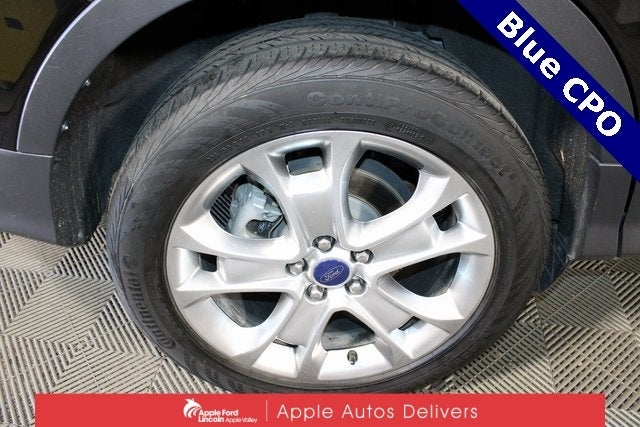 Used 2014 Ford Escape Titanium with VIN 1FMCU0J95EUC59898 for sale in Apple Valley, Minnesota