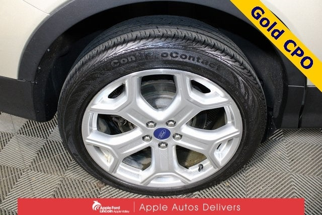 Used 2018 Ford Escape Titanium with VIN 1FMCU9J92JUC76169 for sale in Apple Valley, Minnesota