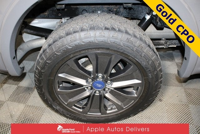 Used 2018 Ford F-150 XLT with VIN 1FTEW1EP3JFE48313 for sale in Apple Valley, Minnesota