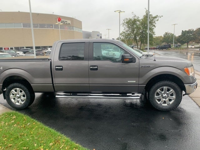 Used 2014 Ford F-150 XLT with VIN 1FTFW1ET3EKE39559 for sale in Apple Valley, Minnesota