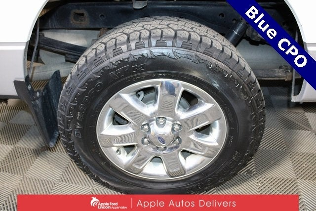 Used 2014 Ford F-150 XLT with VIN 1FTFX1ET7EKE84002 for sale in Apple Valley, Minnesota