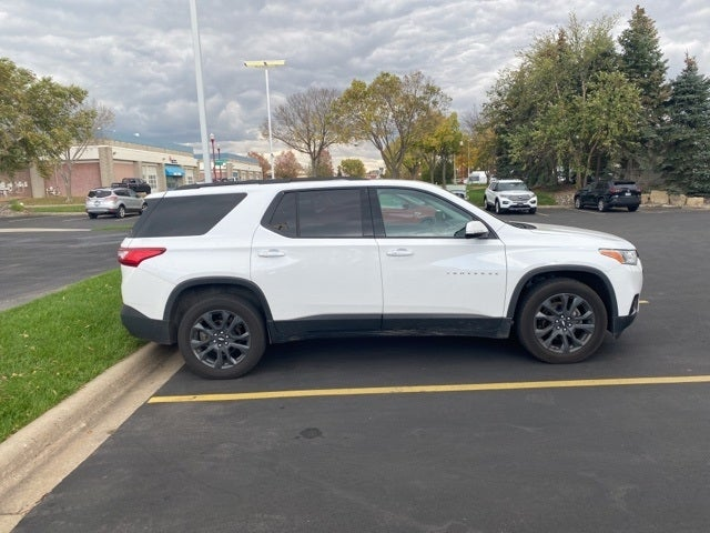 Used 2019 Chevrolet Traverse RS with VIN 1GNEVJKW4KJ207302 for sale in Apple Valley, Minnesota