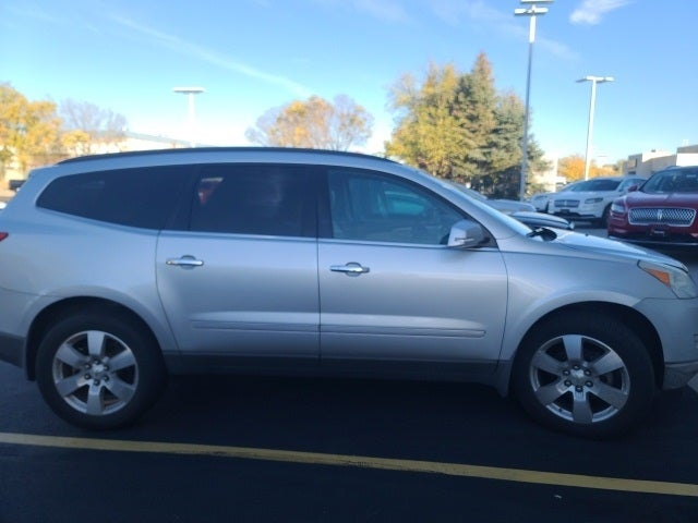 Used 2012 Chevrolet Traverse LTZ with VIN 1GNKVLED0CJ135234 for sale in Apple Valley, Minnesota